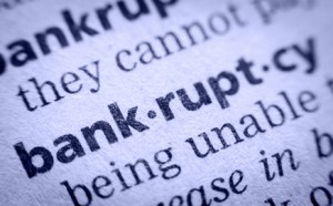Indianapolis bankruptcy definition in dictionary