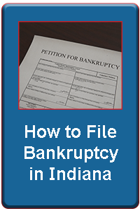 How to file bk in Indy