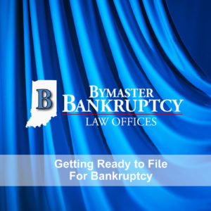 How to Get Ready to File Bankruptcy