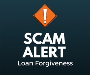 Loan Forgiveness Scam
