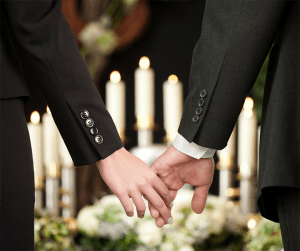 What happens to the debts of someone who has passed away?
