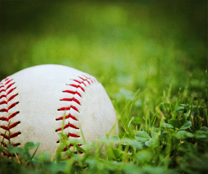 Image of baseball - sports memorabilia and bankruptcy
