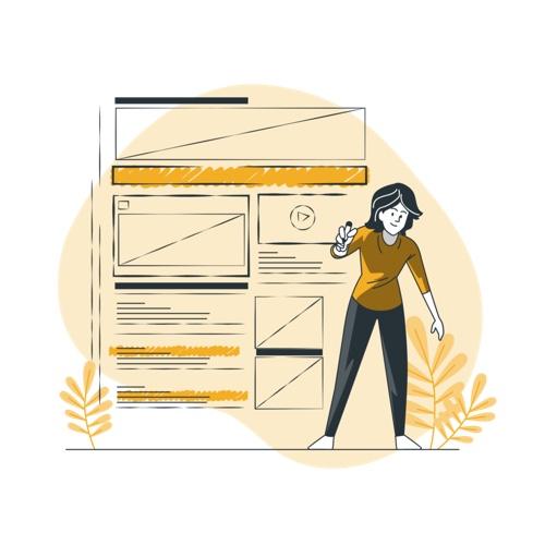 Como crear tu propio sitio web en 6 sencillos pasos - Diseño