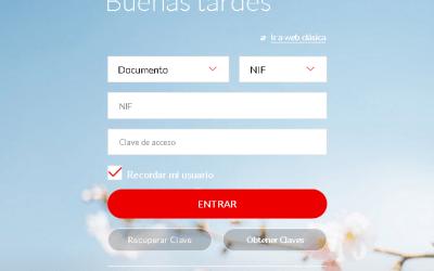 Phishing mediante correos electrónicos que suplantan a Bankia, Banco Santander y otras entidades bancarias
