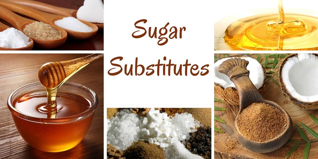 Zucchero o sostituti di zucchero?