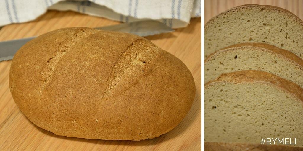 Pane bianco quasi senza calorie