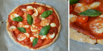 Pizza low-carb