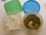 Swati's mushroom curry