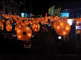 coin lanterns