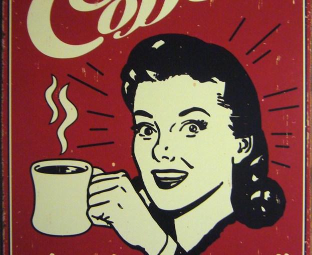 Kofeina da Ci content!