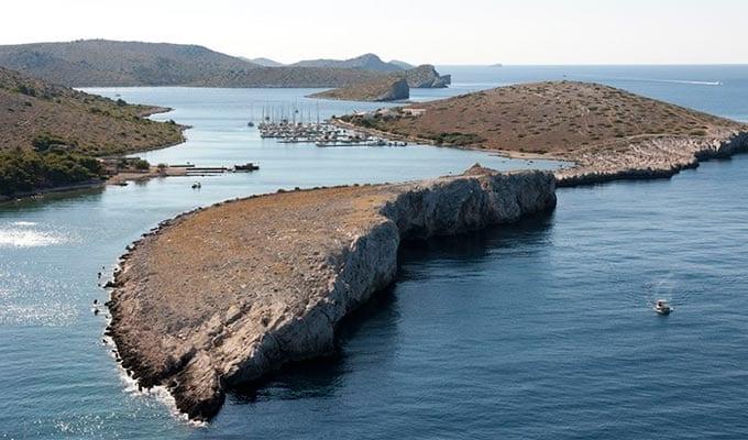 Viaje de Vacaciones en Velero a Croacia - Islas Kornati - Marina Piskera