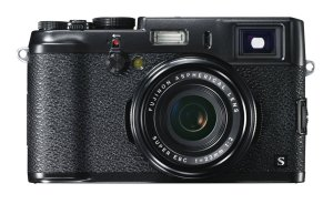 Fujifilm X100S 16.3 MP point and shoot digital camera