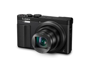 Panasonic LUMIX DMC-ZS50K 30X Travel Zoom with Eye Viewfinder (Black)