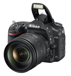 Nikon D750 FX-format Digital SLR (24-120mm)