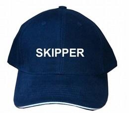 cap kasket skipper