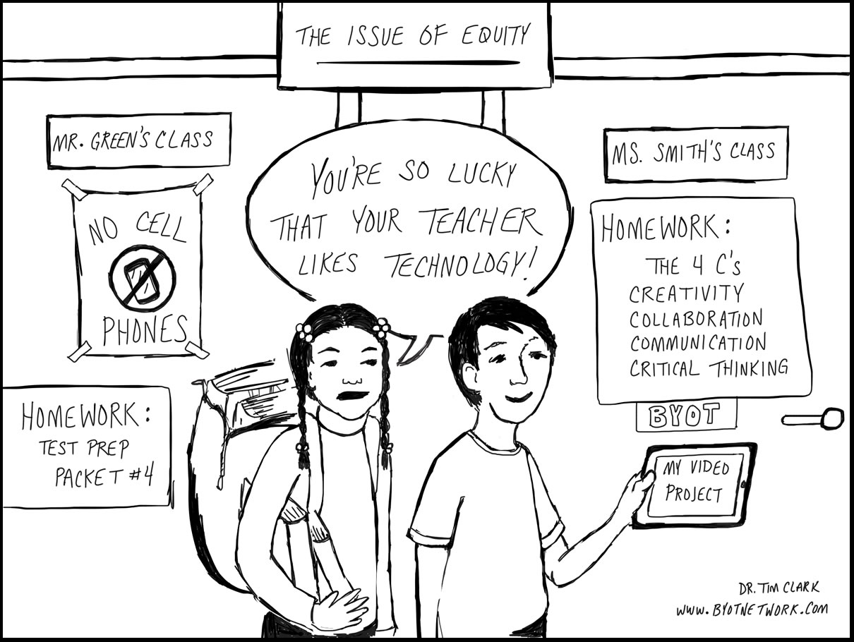 The Issue Of Equity In Learning Opportunities