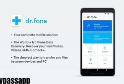Wondershare Dr Fone 9.9.9 Crack + Serial Key Code 2019 {Latest}