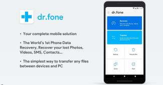 Wondershare Dr Fone 9.9.1 Crack + Serial Key Code 2019