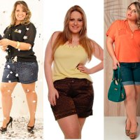 Looks que favorecem as mulheres Plus Size