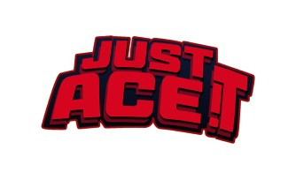 Just Ace It Logo