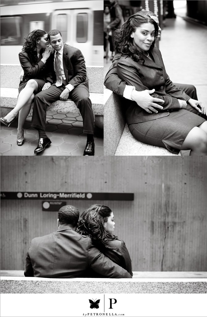 DC metro engagement session (5)