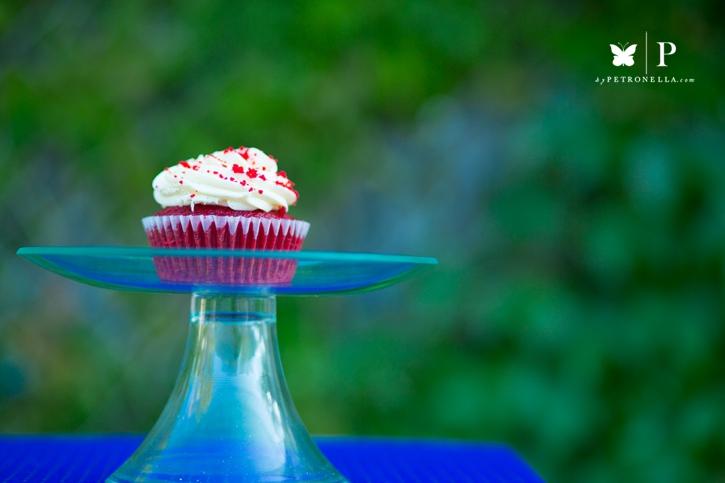 Tops Diner Red Velvet cupcake (1)