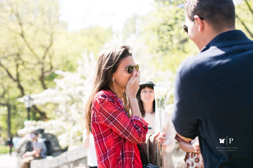 How Ali Proposed with an Acapella Unchained Melody Serenade - Central Park marriage proposal (6)