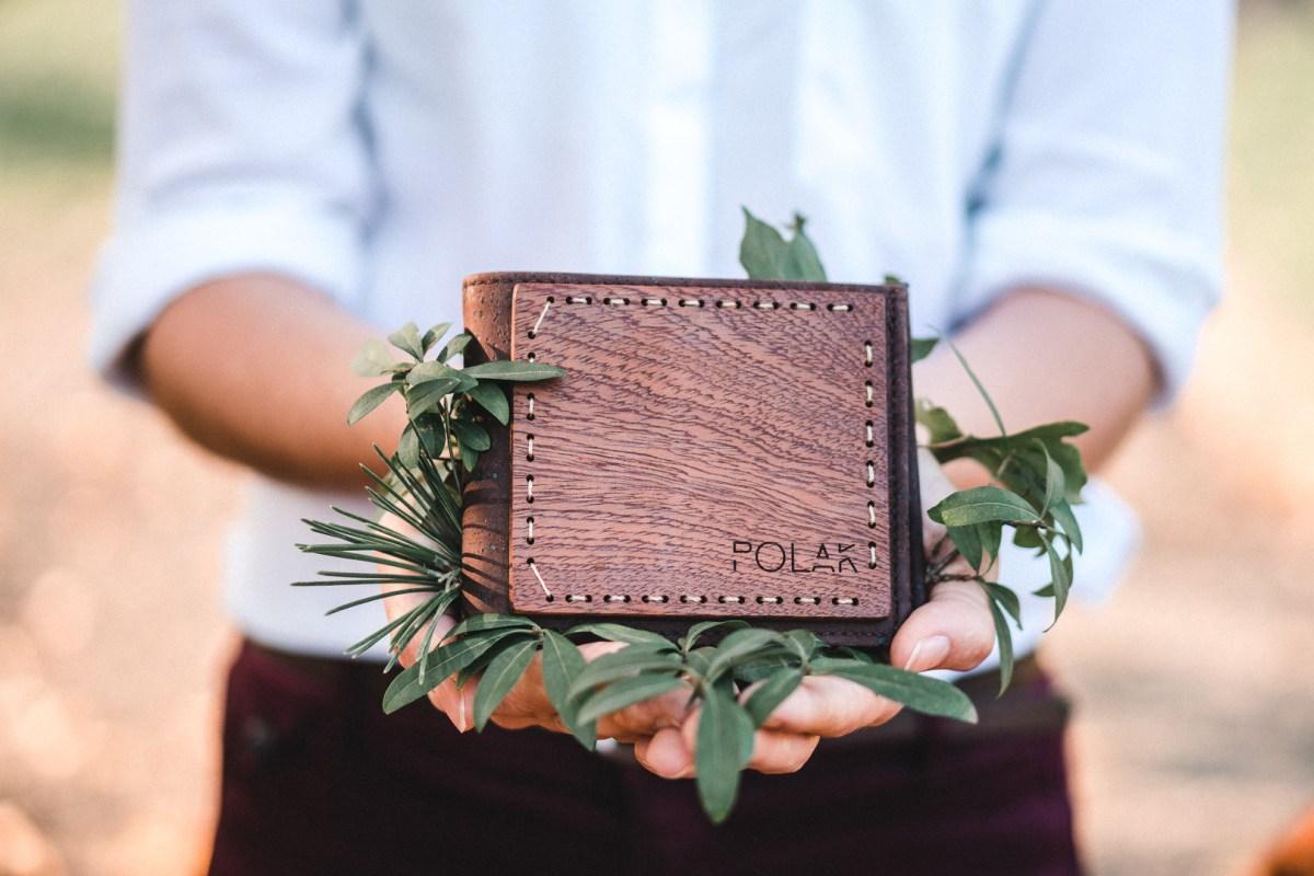 Korková peněženka - Gigil