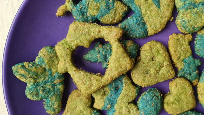 Walkin' Biscuits (Cookies)