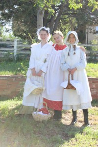 Summer Volunteer Uniforms, period appropriate clothing