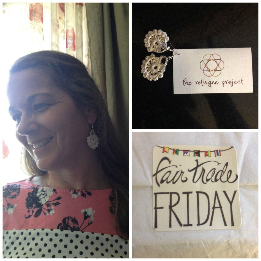 Fair Trade Friday, Earring of the Month