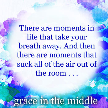 grace in the middle