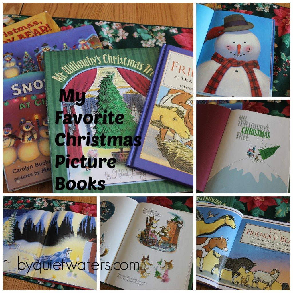 Christmas Favorites, Reading