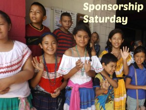 Sponsorship Saturday