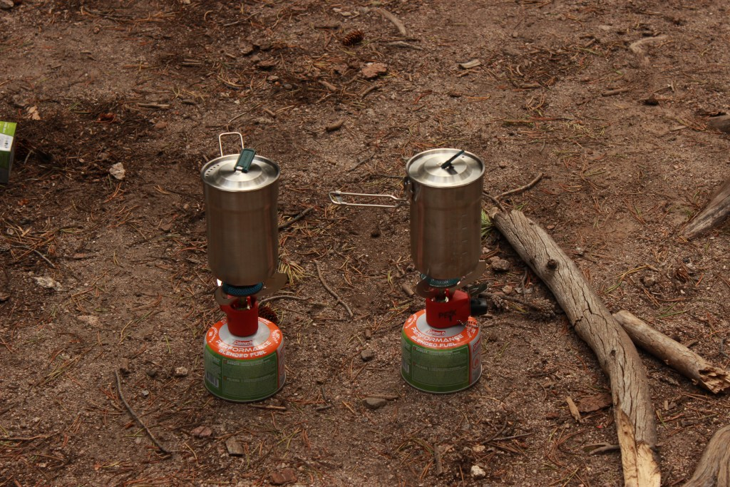 Backpacking Camp Stoves