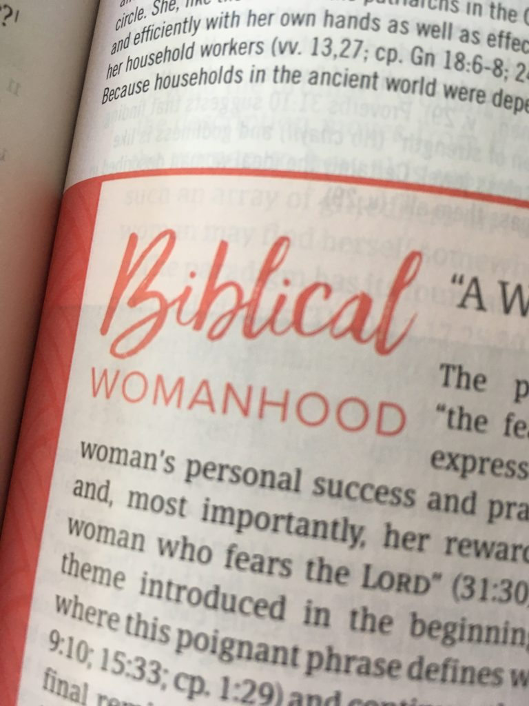 Christian Standard Study Bible for Women