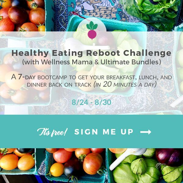 Healthy Eating Reboot Challenge