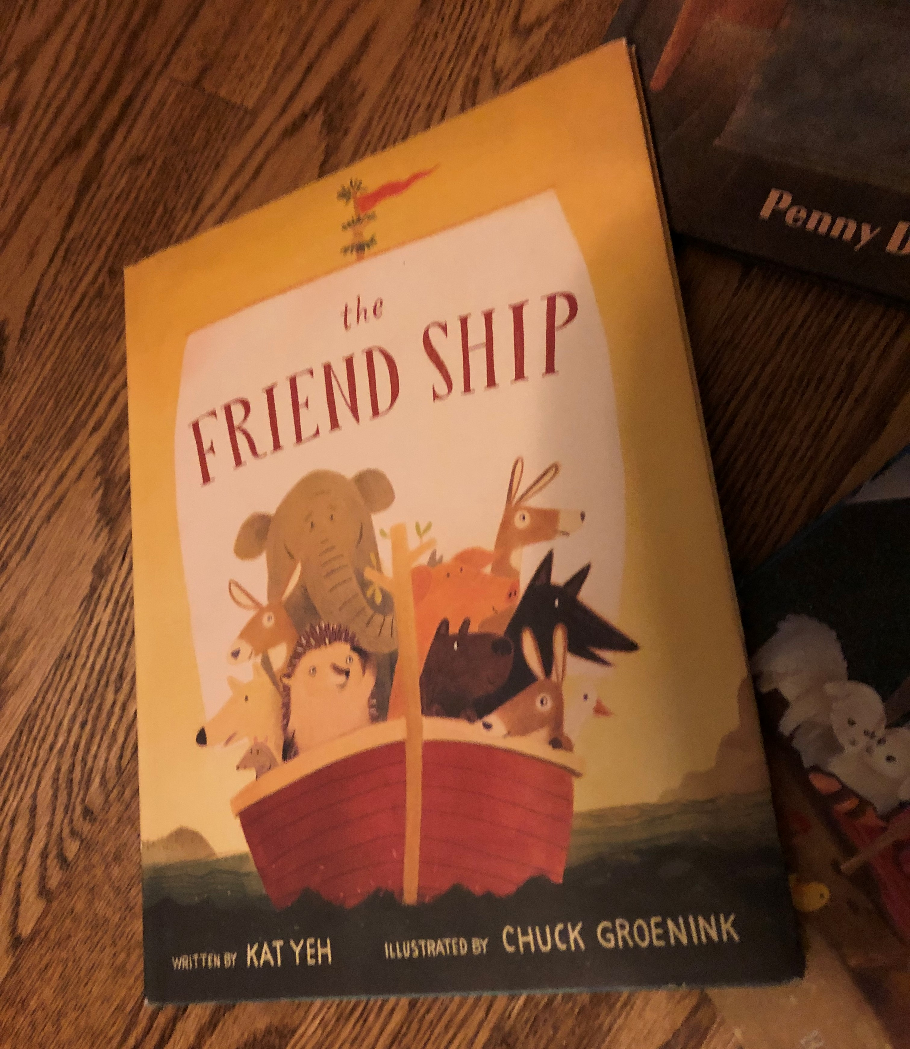 The Friend Ship