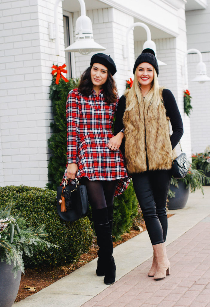 Holiday Outfit Ideas + Aerosoles Giveaway