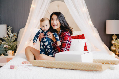 Holiday Gift Guide: Babies + New Moms