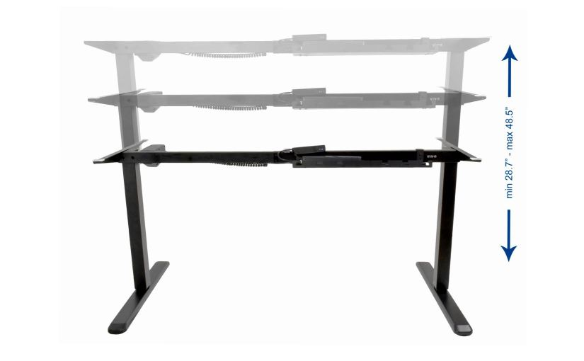 I Bought An Electric Height-adjustable Desk …and I love it.