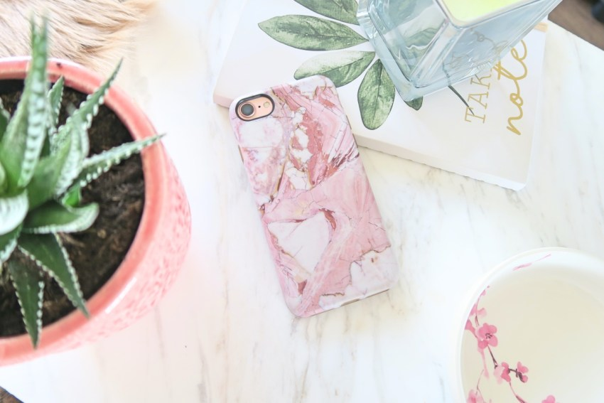 smartphonehoesjes.nl review marmer phonecase
