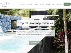 The Villas of Byron Luxury 5 Star Accommodation