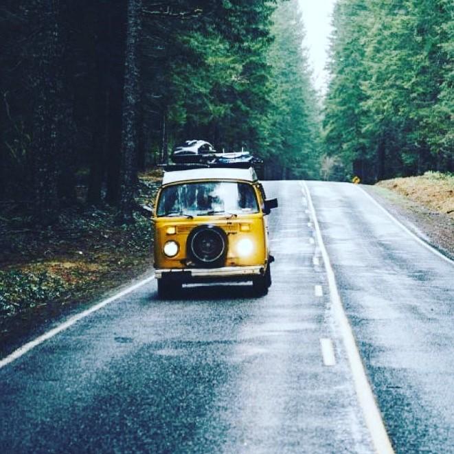 Byron Road Trip