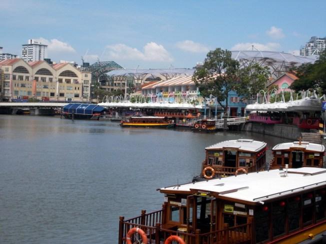 riverwalk boats