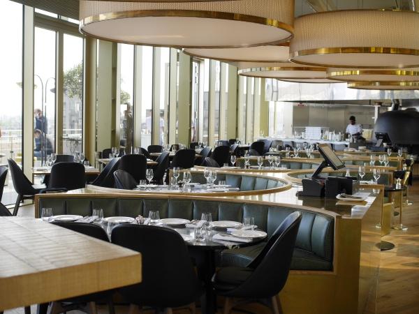 Mr Porter restaurant Amsterdam centrum