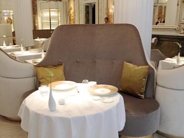 The White Room restaurant De Dam