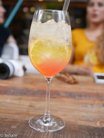 Bar FISK cocktail