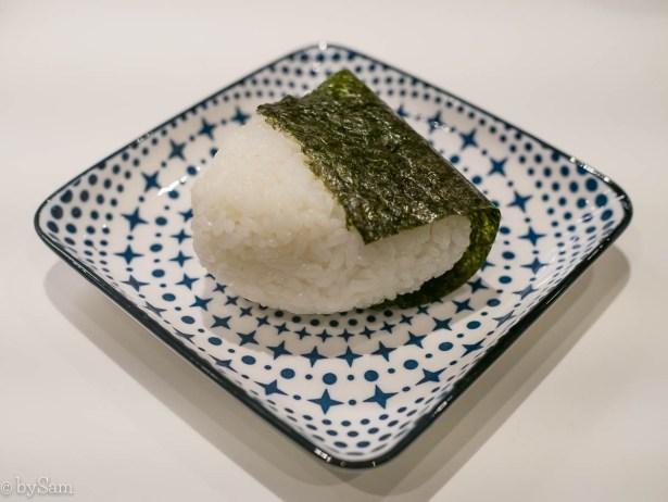 Ramen Nikkou onigiri