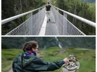 Oostenrijk Hangbrug
